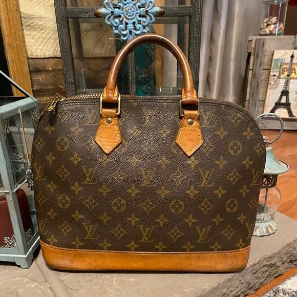 Vintage Louis Vuitton Alma 👜💯% Authentic